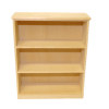 Natural Wood Finish Book Shelf