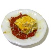 Yesenia Slater Handcrafted Italian Food - Plate of Lasagna