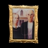 American Gothic Framed Picture