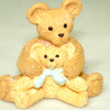 Cuddle Hug Teddy Bears