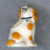 Staffordshire Terrier Dog Figurine