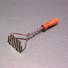 Dieter Dorsch Wood and Metal Potato Masher