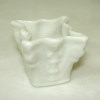 Modern White Porcelain Planter