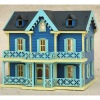 1:144 Dollhouse for your Dollhouse - Cape May Cottage KIT