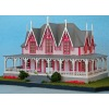 Dollhouse for your Dollhouse - Gothic Mansion Kit 1:144 Scale