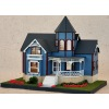 Dollhouse for your Dollhouse - Victorian Mansion Kit 1:144 Scale