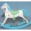 Wood Rocking Horse Kit North Eastern Scale Models