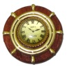 Nantasy Fantasy NonWorking Nautical Ship Wheel Clock