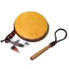 Nantasy Fantasy Leather Tribal Drum and Wood Beater