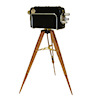 Nantasy Fantasy Vintage Style TV Television or Movie Camera