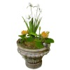 Paula Gilhooley Artisan Crafted Water Flower Garden