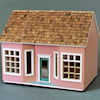 Front Opening Shop or Store Dollhouse Kit