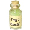 Frogs Breath Witch Brew Halloween Magic Potion Bottle