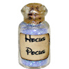 Hocus Pocus Powder Halloween Witches Brew Magic Potion Bottle