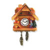 Reutter Ornate Black Forest Cuckoo Clock