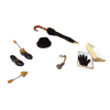 Reutter Porcelain Gentleman's Accessory Set