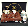 Reutter Porcelain Asian Tea Ceremony Set