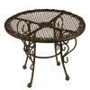 Reutter Porcelain Wire Garden Table