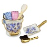 Reutter Porcelain Cleaning Bucket Set