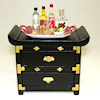 Reutter Porcelain Asian Sideboard with Liquor