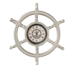 Helmsmans Ships Wheel Clock