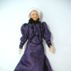 Victorian Grandma Elsbeth Hand Painted Poseable Doll