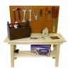 Workbench With Tools