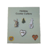 Cookie Cutters Easter Bunny Valentine Heart Snowman