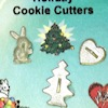 Cookie Cutters Christmas Tree Easter Bunny Valentine Heart