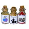 Halloween Witches Brew Magic Potion Bottle Set