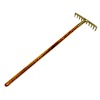 Sir Thomas Thumb Handcrafted Garden Rake
