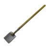 Sir Thomas Thumb Handcrafted Antique Long Handle Spade Shovel