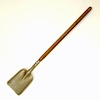 Sir Thomas Thumb Handcrafted Long Handle Square Blade Shovel