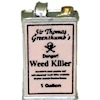 Sir Thomas Thumb Metal Weed Killer Can