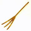 Sir Thomas Thumb Handcrafted Wood Hay Fork