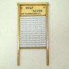 Sir Thomas Thumb Handcrafted Wood Washboard