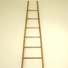 Sir Thomas Thumb Handcrafted Wood Apple Ladder