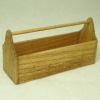 Sir Thomas Thumb Handcrafted Wood Tool Tote Box