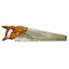 Sir Thomas Thumb Handcrafted Crosscut Saw