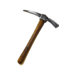 Sir Thomas Thumb Wood and Metal Mattock