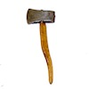 Sir Thomas Thumb Handcrafted Metal and Wood Hatchet