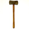 Sir Thomas Thumb Handcrafted Double Bitted Axe