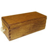 Sir Thomas Thumb Handcrafted Wood Carpenters Tool Box
