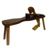 Sir Thomas Thumb Artisan Wood Shaving Horse Moving Treadle Bar