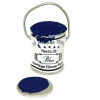 Sir Thomas Thumb Handcrafted Filled Blue Paint Can