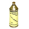 Sir Thomas Thumb Handcrafted Metal Paint Thinner Can