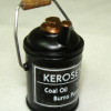 Sir Thomas Thumb Hand Crafted Kerosene Coal Oil Can