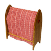 Sir Thomas Thumb Pine Quilt Rack