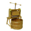 Sir Thomas Thumb Apple Cider Press Artisan Crafted