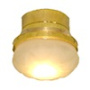 Working Star Shade Ceiling Lamp - Battery Operated